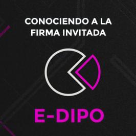 Conociendo a La Firma Invitada: </br>Sergio Copete (e-Dipo)