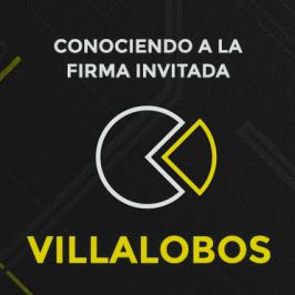 Conociendo a La Firma Invitada:</br> José María Villalobos