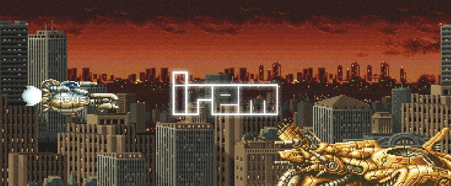 La distopía cyberpunk según Irem