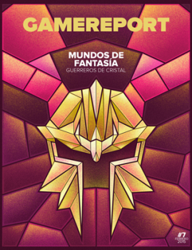 MUNDOS DE FANTASÍA<br/> Guerreros de cristal