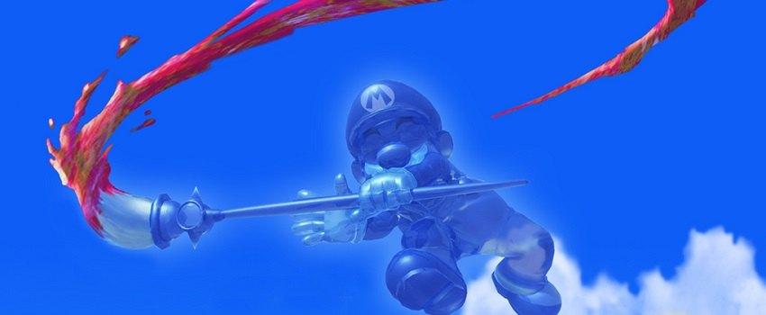 Soluciones específicas para problemas de diseño</br> en Super Mario Sunshine
