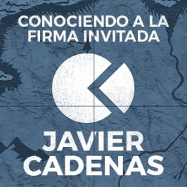 Conociendo a La Firma Invitada:<br> Javier Cadenas