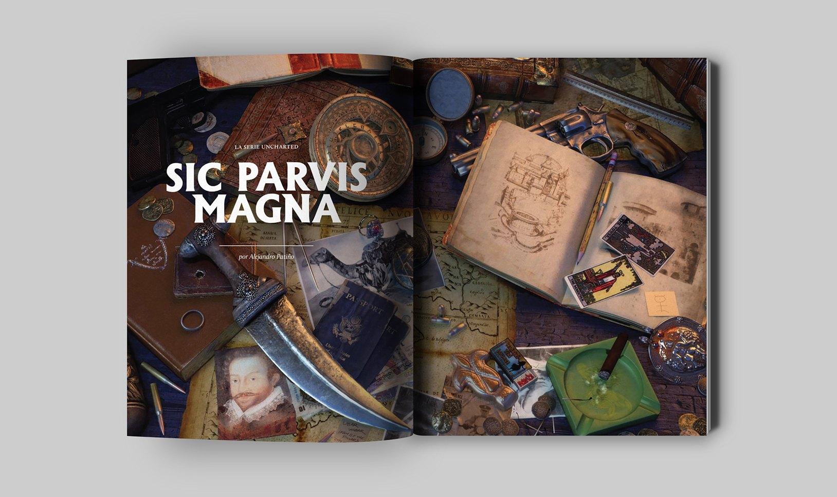 Sic Parvis Magna