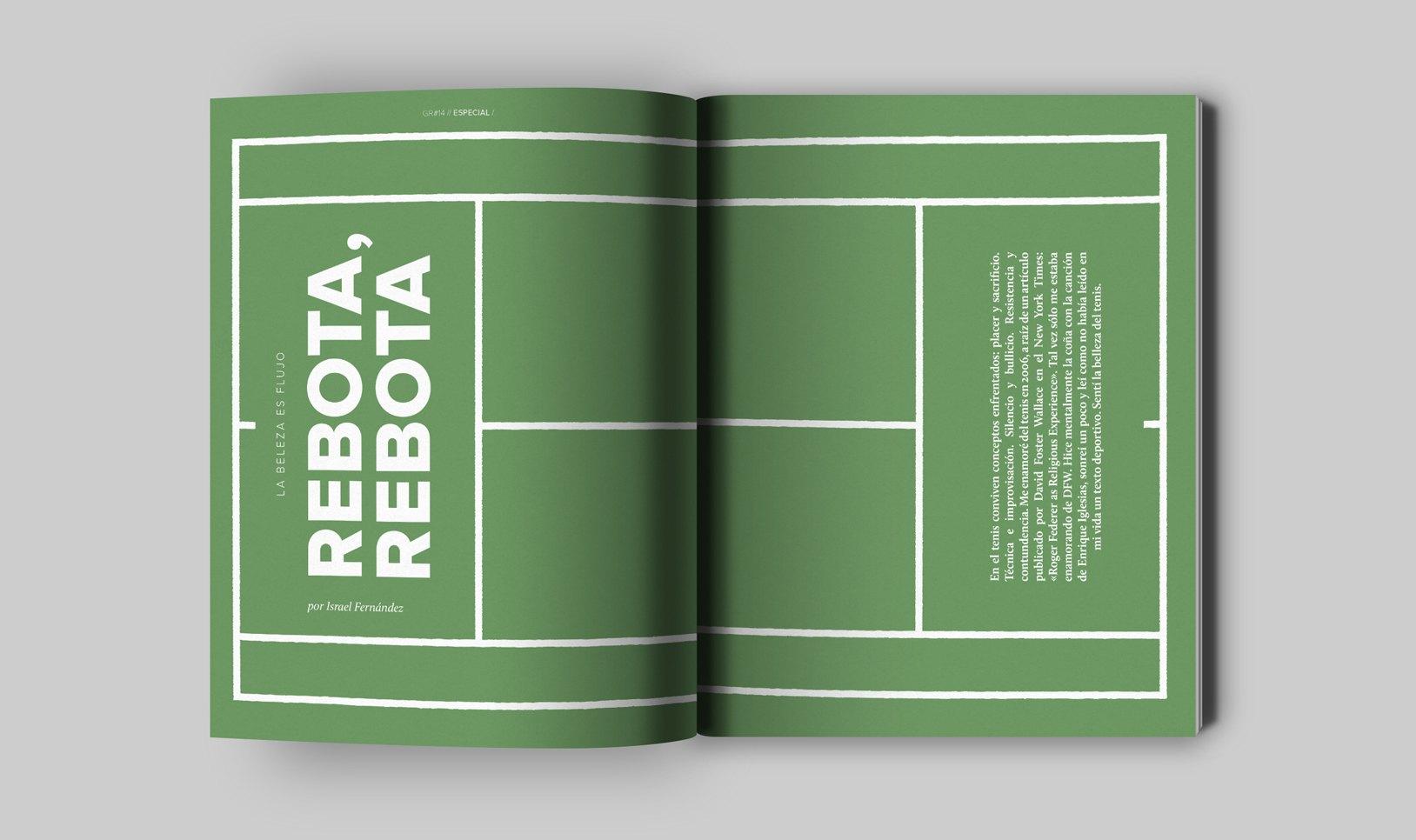 Tenis - GameReport #14