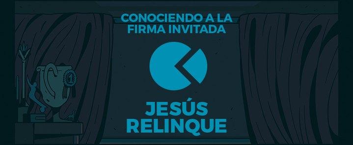 Conociendo a La Firma Invitada:<br> Jesús Relinque (Pedja)