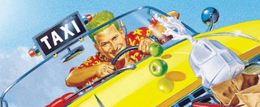 Crazy Taxi: Diseño y filosofía<br/> en la ciudad sin muros