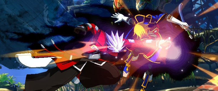 BlazBlue Central Fiction 02