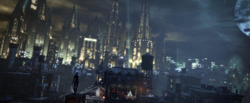 Los maravillosos sonidos de Arkham City