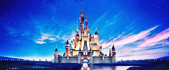 Disney castillo