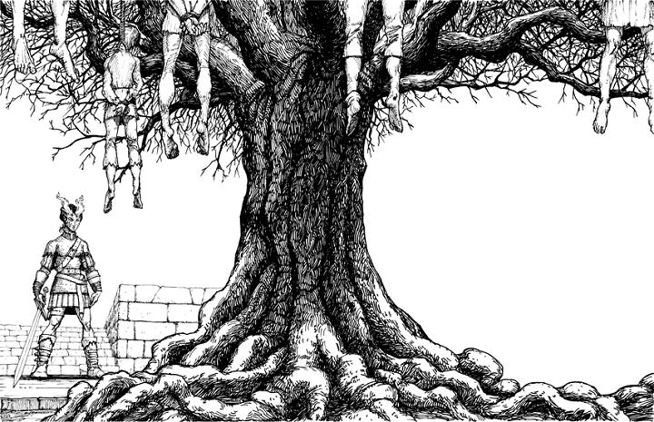 Ilustración original de Jaime García Mendoza