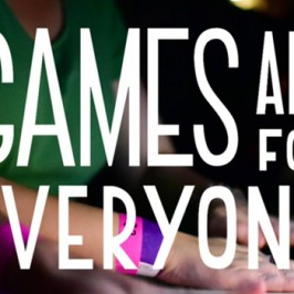 Games Are For Everyone:<br /> indie de tú a tú