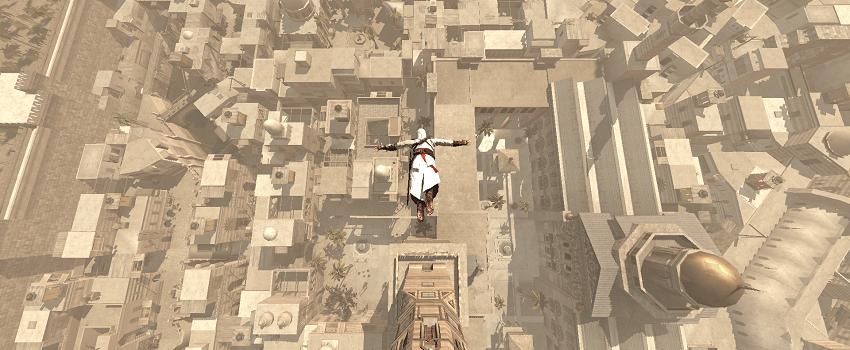 salto de fe