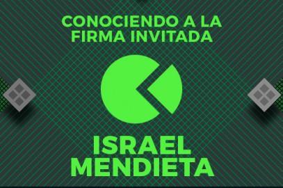 Conociendo a La Firma Invitada: <br>Israel Mendieta (Harukiya)